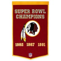 Buy Nfl Washington Redskins Woven Square Throw Pillow From