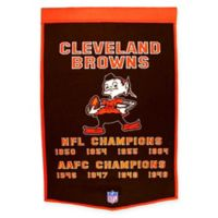 NFL Cleveland Browns Heritage Banner