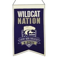 Kansas State University Nation Banner