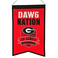 University of Georgia Nation Banner