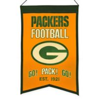 NFL Green Bay Packers Franchise Banner