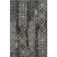 Safavieh Adirondack 6-Foot x 9-Foot Area Rug in Black