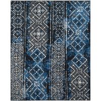 Safavieh Adirondack 9-Foot x 12-Foot Area Rug in Silver