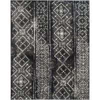 Safavieh Adirondack 9-Foot x 12-Foot Area Rug in Black