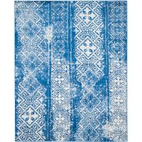 Safavieh Adirondack 9-Foot x 12-Foot Area Rug in Blue