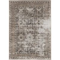 Frost Antique Wash 5-Foot 3-Inch x 7-Foot 3-Inch Area Rug in Khaki