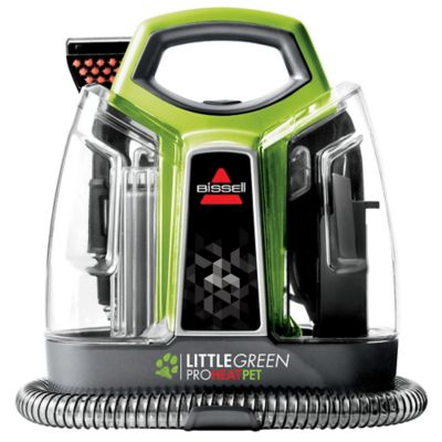 bissell little green proheat pet deluxe carpet cleaner - Bissell Steam Cleaner