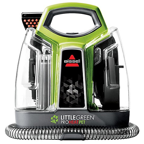 Bissell 174 Little Green 174 Proheat 174 Pet Deluxe Carpet Cleaner