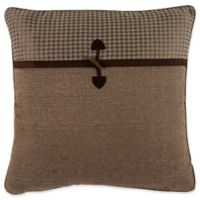 Croscill® Kodiak European Pillow Sham in Brown