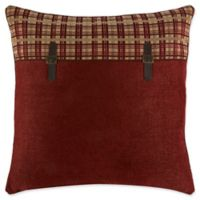 Croscill® Glendale European Pillow Sham in Red