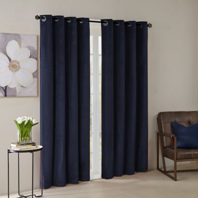Buy Velvet Curtains from Bed Bath & Beyond