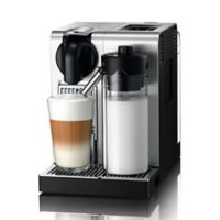 DeLonghi Nespresso Lattissima Pro in Stainless Steel