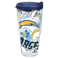 Tervis® NFL San Diego Chargers Allover 24 oz. Wrap Tumbler with Lid