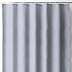 Wamsutta® 70-Inch x 72-Inch Fabric Shower Curtain Liner with Suction Cups in Lavender
