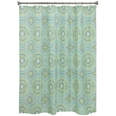 Buy Mosaic Shower Curtain from Bed Bath & Beyond