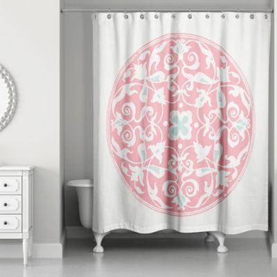 Buy Pink Shower Curtain from Bed Bath & Beyond