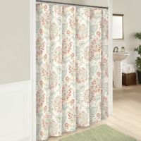 Carlisle 72-Inch Cotton Shower Curtain in Basil