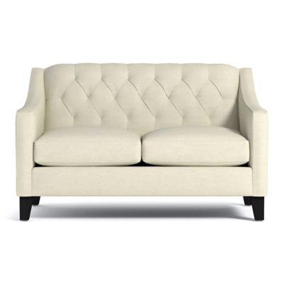 Kyle Schuneman For Apt2B Jackson Mini Apartment Sofa In Cream