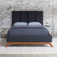 Kyle Schuneman for Apt2B Carter California King Upholstered Bed in Navy