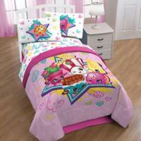 Shopkins Sweet Star Twin/ Full Comforter