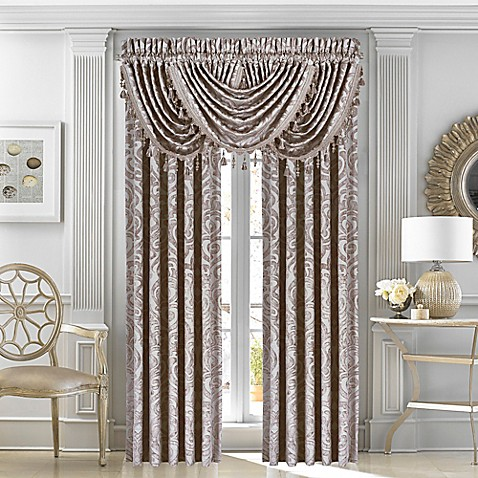 J Queen New York Sicily Window Treatments In Pearl Bed