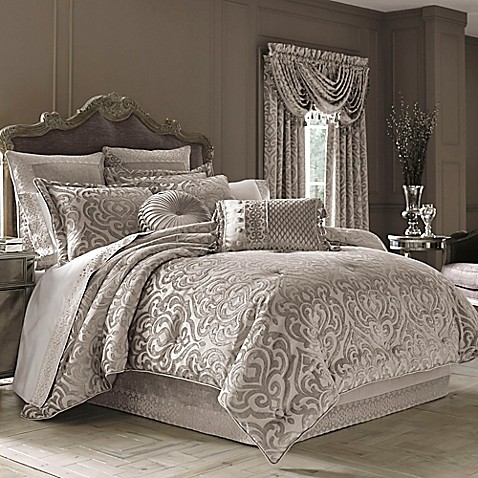 Silver Comforter Bed Bath And Beyond