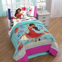 "Disney® Elena of Avalor ""Dancing Script"" Twin/Full Comforter"