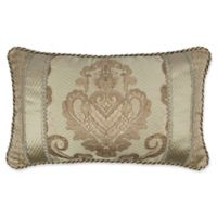 Austin Horn Classics Prosper Oblong Boudoir Pillow in Copper/Gold