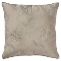 Croscill® Birmingham Floral Square Throw Pillow in Spice