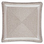 J. Queen New York™ Kingsgate 18-Inch Square Throw Pillow in Beige