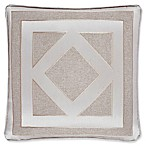 J. Queen New York™ Kingsgate 20-Inch Square Throw Pillow in Beige
