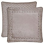 J. Queen New York™ Sicily European Pillow Sham in Pearl