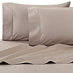 Wamsutta® Dream Zone® PimaCott® Standard Pillowcases in Taupe (Set of 2)