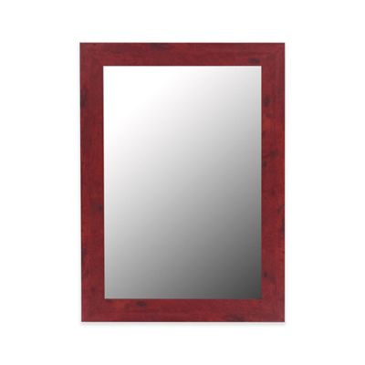 Buy Red Wall Mirrors from Bed Bath & Beyond