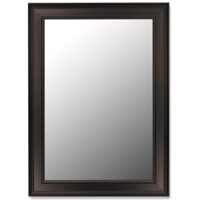 Hitchcock Butterfield Ceylon 27 Inch X 37 Inch Bevel Edge Wall Mirror In