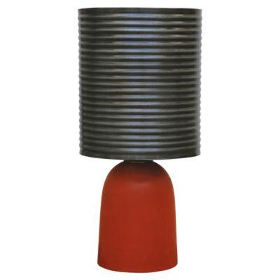 Kelvo Table Lamp In Polished Brass
