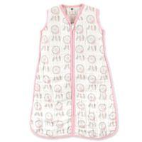 Hudson Baby® Size 12-18M Dream Catcher Muslin Sleeping Bag in Pink