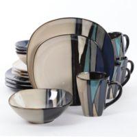 Gibson Elite Althea 16-Piece Dinnerware Set