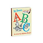 Dr. Seuss' ABC: An Amazing Alphabet Book!