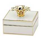 kate spade new york Keaton Street™ Jewelry Box in Cream