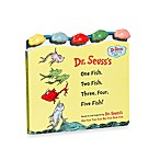 Dr. Seuss' One Fish Two Fish, Three, Four, Five, Fish! Board Book