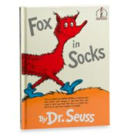 Book Fox In Socks