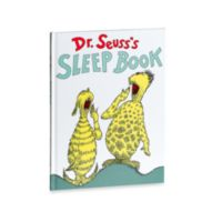 Book Seuss Sleep