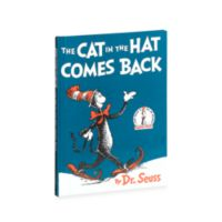Book Cat Hat Cme Bck