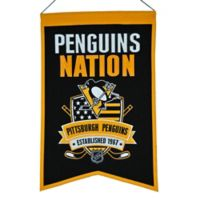 NHL Pittsburgh Penguins Nation Banner