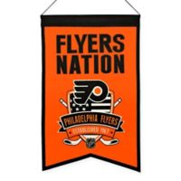 NHL Philadelphia Flyers Nation Banner