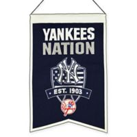 MLB New York Yankees Nation Banner