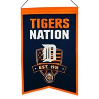 MLB Detroit Tigers Nation Banner