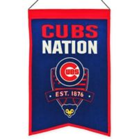 MLB Chicago Cubs Nation Banner
