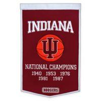 Indiana University Basketball Banner